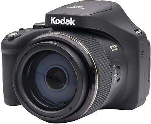 "Kodak PIXPRO Astro Zoom AZ901 20MP Camera with 90X Optical Zoom 3"" LCD Black New"