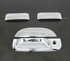 2001-2005 FORD EXPLORER SPORT TRAC 2 DR CHROME DOOR HANDLE + TAILGATE COVER