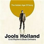 CD ALBUM - JOOLS HOLLAND - THE GOLDEN AGE OF SONG