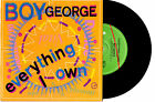 "BOY GEORGE (CULTURE CLUB) - EVERYTHING I OWN - 7"" 45 VINYL RECORD PIC SLV 1987"