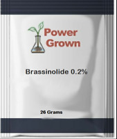 Brassinolide .2%  26 Grams w/detailed Instructions Authentic Made in the America