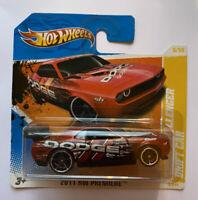 2011 Hotwheels Dodge Challenger Drift Car Race car, Nascar, Stock Car, Very Rate