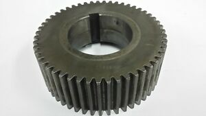 Good used crankshaft gear 9N299 for Caterpillar 3208