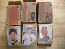 2011, 2010, 2009 Topps Heritage Lot Complete Your Set U-Pick 40 from list.