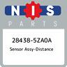 28438-5ZA0A Nissan Sensor assy-distance 284385ZA0A, New Genuine OEM Part