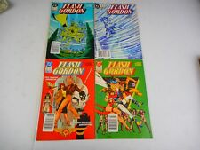 1988 DC Comics Flash Gordan #1-3 & 6