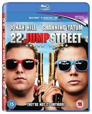 22 Jump Street [2014] [Region Free]Blu-Ray     Brand new and sealed