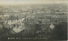 RB478 Early RP POSTCARD The Village of Littleport near Ely - Posted 1916