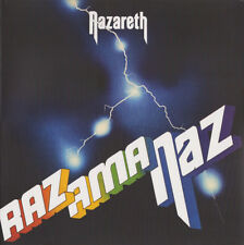 Nazareth – Razamanaz on White Vinyl LP Back On Black 2013 NEW 180gm