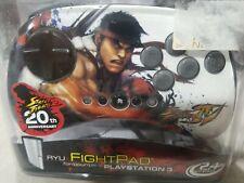 Streetfighter RYU fightpad open box playstation 3