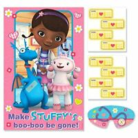 Doc McStuffins Birthday Party Game- Boo-Boo Be Gone