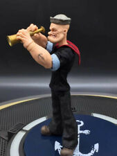 1/12 Mezco Toyz Popeye One:12 Collective The Sailor Man Action Figure Model Toy