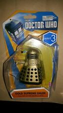 Dr. Who Wave 3 - 3.75 inch sale - Gold Supreme Dalek from Day of the Daleks 1972