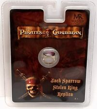 Pirates of the Caribbean Jack Sparrow volés Ring Prop Replica
