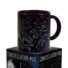 Heat Changing Night Star Constellation Mug Ceramic Coffee Cup mug NEW with box