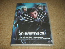 DVD X-MEN 2 - VF VOSTFR - NEUF sous blister scellé