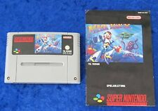 Mega Man X, 10, Anleitung, SNES, Super Nintendo Spiel