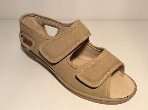 Gaviga Falco 180 Pantoufle Femmes Sandale Tissu Caoutchouc, Couleur Confortable