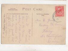 Miss D Jessop Bushey Park Farm Pilsley Chesterfield 1924 370b