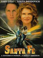 Santa Fe (DVD, 2000) Gary Cole, Tina Majorino, Lolita Davidovich - Rare & OOP