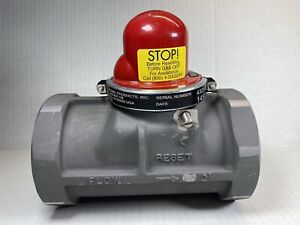 Pacific Seismic Products Model 318 Horizontal Earthquake Gas Shut-Off Valve