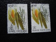 VATICAN - timbre yvert et tellier n° 930 x2 obl (A28) stamp