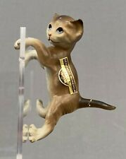 Hagen-Renaker DW Spice Kitten HTF Cat Figurine Ceramic Animal Museum No Reserve