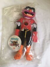 Muppet Animal Hockey McDonalds Plush New