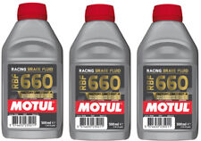 Motul RBF 660 Aceite Líquido frenos Racing motorrad PUNTO 4 3 x 500 ml 100%