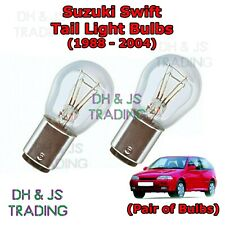 Suzuki Swift Tail Light Bulbs Pair of Rear Tail Light Bulb Lights MK1 (88-04)