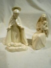 2-Goebel/Hummel Madonna's 214A Full Bee w/Baby Jesus & Madonna w/Child #6 Mark