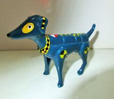 RARE 1991 vintage Tyco the Crash Dummies & BUMPER dog figure (5x7cm)