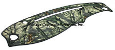NEW Mossy Oak Treestand Camo Camouflage Dash Mat Cover / LISTED RANGER EXPLORER