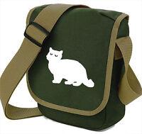 Cat Bag Silhouette Shoulder Bag Handbags Gift British Shorthair Mothers Day Gift