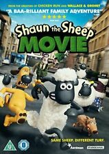 Shaun The Sheep - The Movie [DVD] [2015] (Region 2 UK) 7c DVD