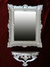 Miroirs argentés muraux pour la décoration intérieure