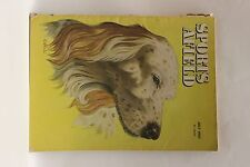 Sports Afield Magazine Great Painted Cover of English Setter July 1947