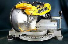 DEWALT DW706 15 Amp 12-Inch Dual Bevel Compound Miter saw