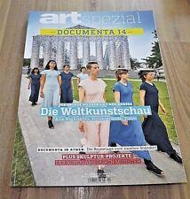 ART spezial - documenta 14 - 2018 Die Weltkunstschau Kassel/Münster ungelesen
