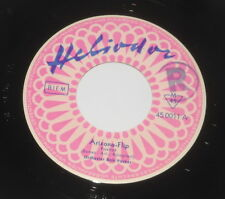 "Orchester Bob Parker (Bert Kaempfert) - 7"" Single - Arizona-Flip - Heliodor"
