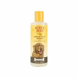 Burt's Bees for Dogs All-Natural Paw & Nose Lotion with Rosemary & Olive Oil ...