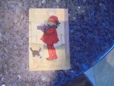 beau lot de huit carte postale ancienne enfantine.....