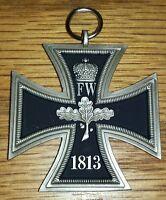 WW1 IRON CROSS 1914 1813 Imperial German EK2 Award Medal Eisernes Kreuz Deutsch
