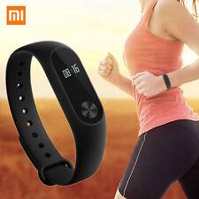 Original Xiaomi Mi Band 2 OLED IP67 Fitness Sport Tracker Smart Armband MiBand