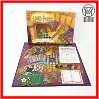Harry Potter Philosopher's Stone Mystery Hogwarts Board Game Mattel Vintage
