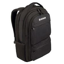 "Wenger 600630 Fuse 16"" Laptop Backpack in Black 16 Litres"