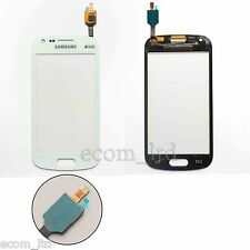 Samsung Galaxy Trend Plus S7580 White Digitizer Touch Screen Lens Pad GT-S7580