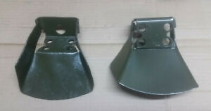 Willys MB & Μ38s & Ford GPW jeep brake front flexible lines protection sheets