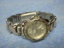 Women's FOSSIL Water Resistant Diver's Watch w/ New Battery