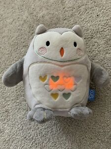 The Gro Company Ollie Owl Musical Soothing Cot Toy Fully Working Lights Up